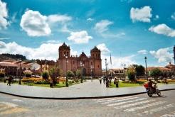 Plaza del Armas, Cuzco