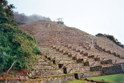 Incredible terracing at Intipata