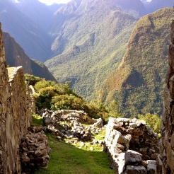 Rowing Through Life, What Lies Behind Us, Machu Picchu