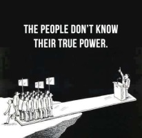 Rowing Through Life, The People Don't Know Their True Power